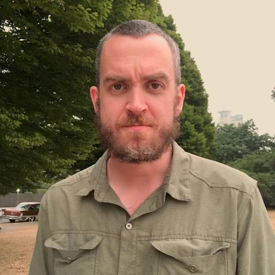 Post hike beard